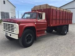 1976 Ford F600 Grain Truck