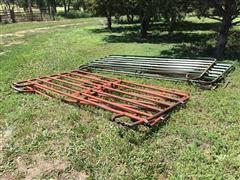 Portable Fence Panels