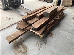 Native Black Walnut Lumber