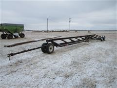 Mauer 36' T/A Header Trailer