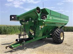 2007 J&M 1050 Grain Storm Grain Cart