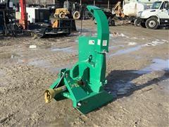 2020 TMG WC42 3-PT Wood Chipper