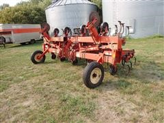 Krause 4608F4 8 Row Crop Cultivator