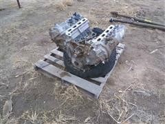 2010 Ford Expedition 5.4 Gas Motor Core