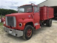 1971 Ford LN900 S/A Grain Truck
