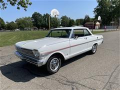 1963 Chevrolet Nova II 400 L6 SS