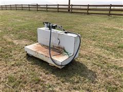 Delta Portable Fuel Tank