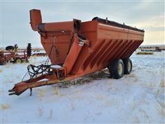 Dohrman 850 Grain Cart