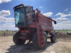 Case IH 1680 Combine FOR PARTS