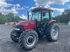 2012 Case IH Farmall 95 MFWD Tractor