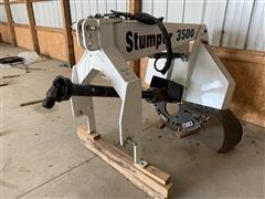 Bay Engineering Stumper 3500 Stump Grinder