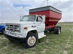 1987 GMC C7000 S/A Truck W/Gravity Box
