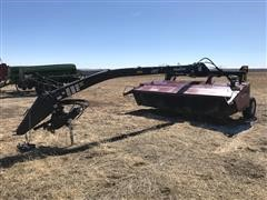 2013 MacDon R85 Rotary Disc Mower Conditioner