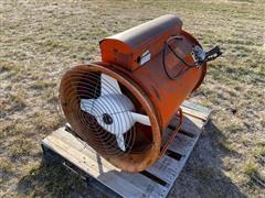 Farm Fans Vaine Axial Fan