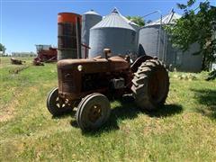 1955 McCormick-Deering WD-9 2WD Tractor