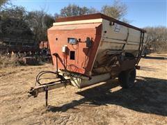 BJM 3914T Feeder Mixer/Wagon