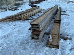 Dimension Lumber & I Joists