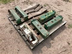 Oliver Tractor Weights And Mounting Brackets
