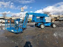 2011 Genie Z60 4x4 Boom Lift