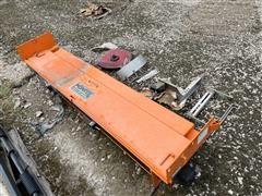 Monroe MS886 Under Tailgate Spreader