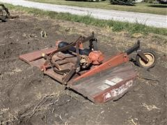 "Bush Hog 84"" Deck Mower"