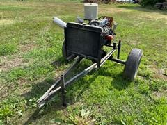 Ford 300 Power Unit On Cart