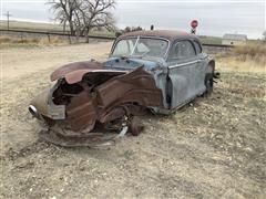 1946 Dodge 2 Door Sedan