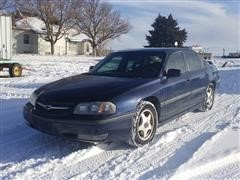 2001 Chevrolet Impala LS Car