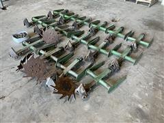 John Deere 1700 Trash Whippers Frames W/Whippers