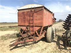 Eddins 500 T/A Grain Cart