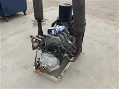 Chevrolet 8.1 Liter Natural Gas Power Unit