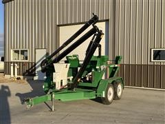 Travis HSC2200 2-Box Seed Cart