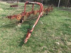 Gehl WR217 Wheel Rake