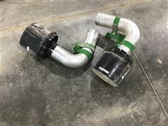 John Deere Air Cleaner Tubes