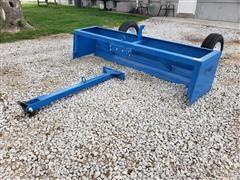 2021 Industrias America F08 8' Wide Box Scraper