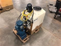 Neptune 522-VS-3NT Fertilizer Pump