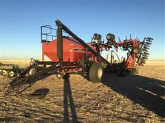 Case IH 2400 Air Seeder & Cart