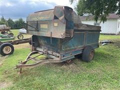 North American 55 Grain-O-Vator Feed Wagon