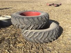 CO-OP Agri-Trac III Tires & Rims
