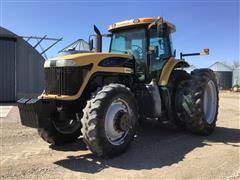 2005 Challenger MT655B MFWD Tractor