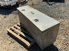 Road Gear Aluminum Toolbox