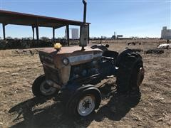 Ford 3000 2WD Compact Utility Tractor (NON-OPERATIONAL)