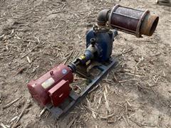 Gorman-Rupp 84B2 B Pit Pump