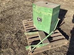 John Deere Front Fuel Tank
