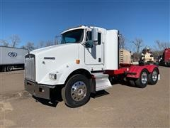 2012 Kenworth T800 T/A Truck Tractor
