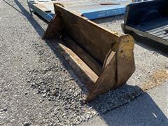 John Deere 4-in-1 Backhoe Bucket