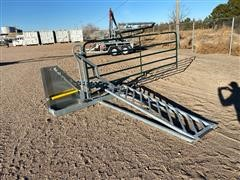 ADS 10' Flip Gate Drive Up Opener