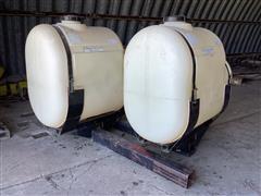 Snyder Saddle Tanks