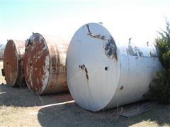 Mid-America 10'X15' Steel Tanks