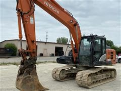 2018 Hitachi ZX160LC-6N Excavator